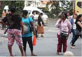 China Targets maltreats Africans
