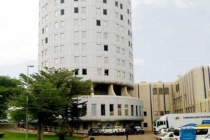 CRTV television production house in Mballa 2, Yaounde