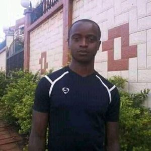 Commercial bike rider killed by brigade commander