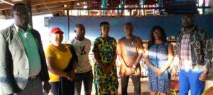 Camasej NW president and his bureau members