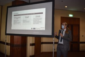 Presentation of the project from the executing agency, GIZ