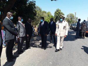 Minister Paul Atanga Nji received in Garoua