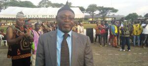 Waka Emmanuel Nfor, Former president, WICUDA Douala branch