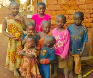 Victims of Ngarbuh Massacre in NW Region