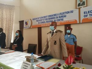 Elections of the pioneer Regional Executive Bureau for the Centre
