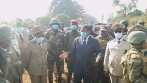 Minister Paul Atanga Nji at Matazen