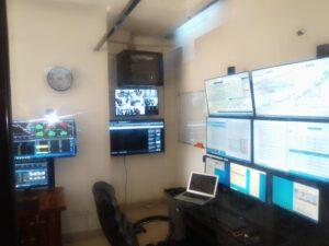 Ultra-Modern High-Tech Monitoring Centres