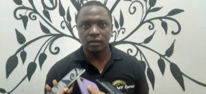 Defyhatenow country Director, Ngala Desmond Ngala