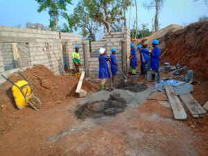 Diplomat Construction, Engineers at Work
