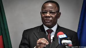National President of the Cameroon Renaissance Movement, Prof. Maurice Kamto
