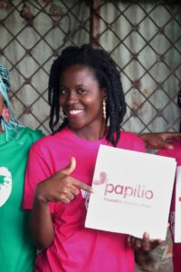 Happy User of the Papilio Pads