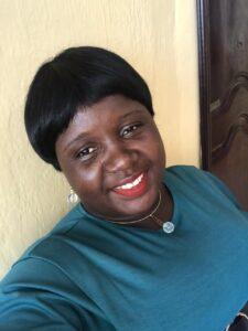 Kimberlyn McKeever, Reporter based in Liberia