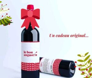 Le Bon Augustin Wine, Made in Cameroon