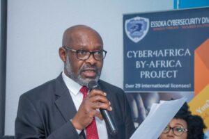 CEO of Essoka Corporation, NSOH Joseph Musongong