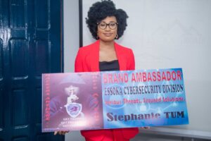 ECSD Brand Ambassador, Stephanie Tum