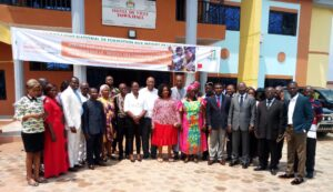A network of elected representatives in Cameroon united against malnutrition during a meeting in the East region of the country