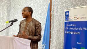 Alasane Na, Deputy Resident Representative of UNDP Cameroon
